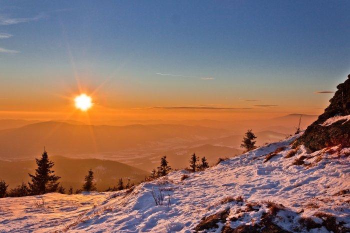 Zalazak sunca  - Page 6 5170-michalko-zapad-slnka-sneh-zima