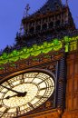 Fotografia: The time has stopped in the evening, fotograf: Andrej Fogelton, tagy: Big Ben in the evening