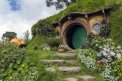 Fototéma M(i)esto, kde práve som (New Zealand, Hobbit, Hobbiton, Matamata, Lord of The rings, Bag End)